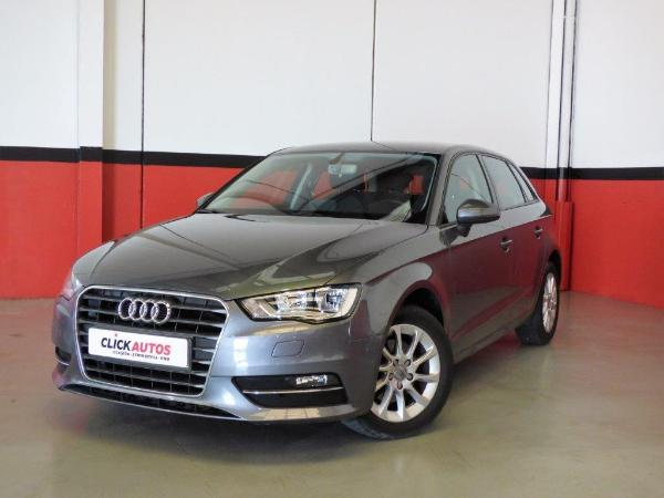 A3 Sportback 1.6 TDI 110CV Atraction Stronic