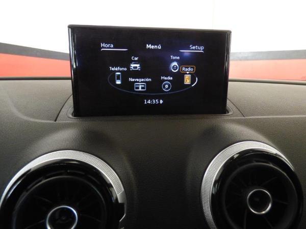 A3 Sportback 1.6 TDI 110CV Atraction Stronic 9