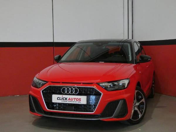 New A1 Sportback  25 TFSI 95CV Adrenalin Edition S-line