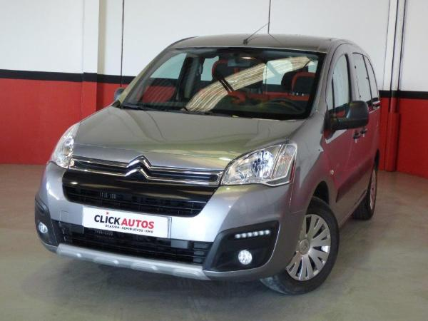 Berlingo Multispace 1.6 HDI 90CV Live Edition