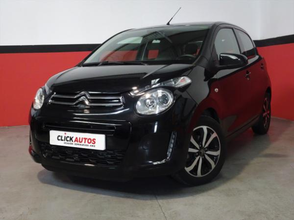 Citroen C1 1.2 Puretech 82CV City edition