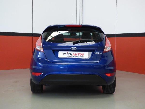 Fiesta 1.2 82CV Trend 5P 2
