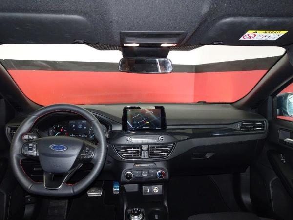 Focus 1.5 Ecoblue 120CV STLine auto 9
