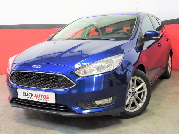 Ford Focus Sportbreak 1.0 Ecoboost 125CV Trend+