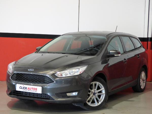 Ford Focus Sportbreak 1.6 TIVCT 125CV Trend+