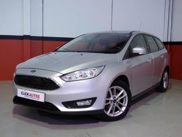 Ford Focus Sportbreak 1.6 125CV Trend+