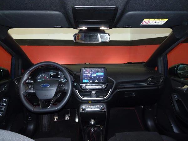 Fiesta 1.0 Ecoboost 140CV STLine 8