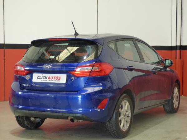 Fiesta 1.1 TIVCT 85CV Trend+ 3