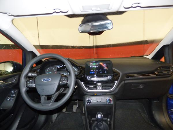 Fiesta 1.1 TIVCT 85CV Trend+ 11