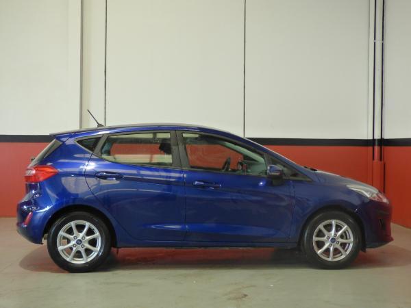 Fiesta 1.1 TIVCT 85CV Trend+ 14