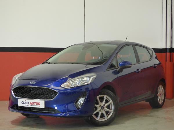 Ford New Fiesta 1.1 TIVCT 85CV Trend+