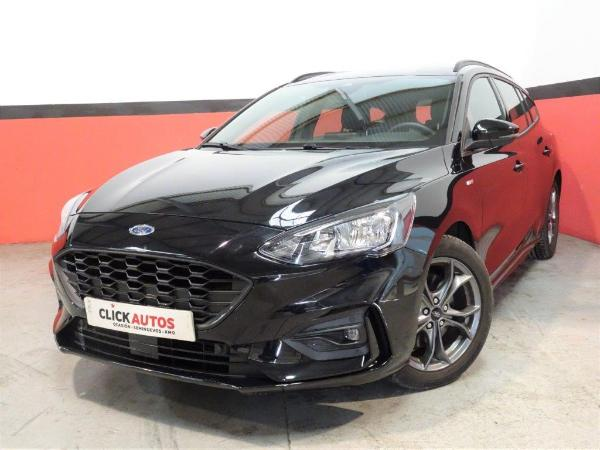 New Focus Sportbreak 1.0 Ecoboost 125CV STLine