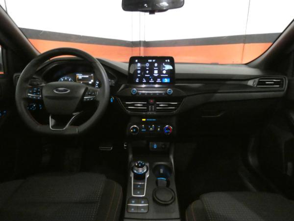 Focus Sportbreak 1.0 Ecoboost 125CV STLine auto 4