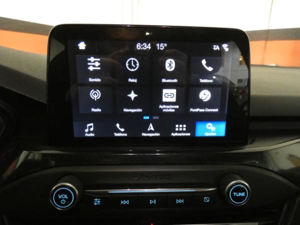 Focus Sportbreak 1.0 Ecoboost 125CV STLine auto 5