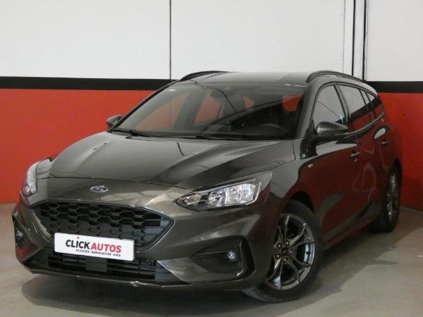 New Focus Sportbreak 1.0 Ecoboost 125CV STLine auto