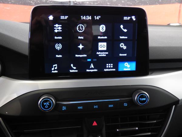 New Focus 1.0 Ecoboost 125CV Trend+ 2