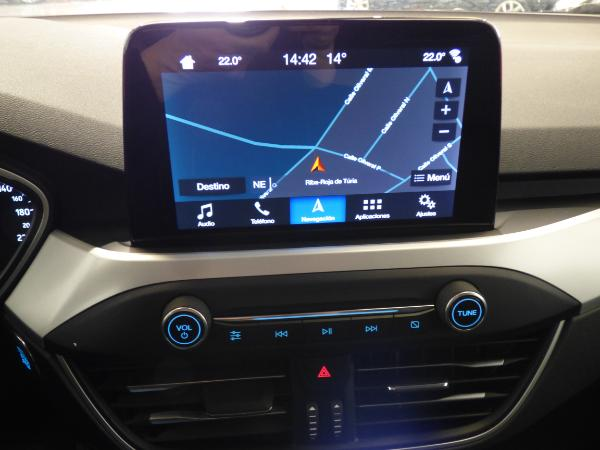 New Focus 1.0 Ecoboost 125CV Trend+ 17