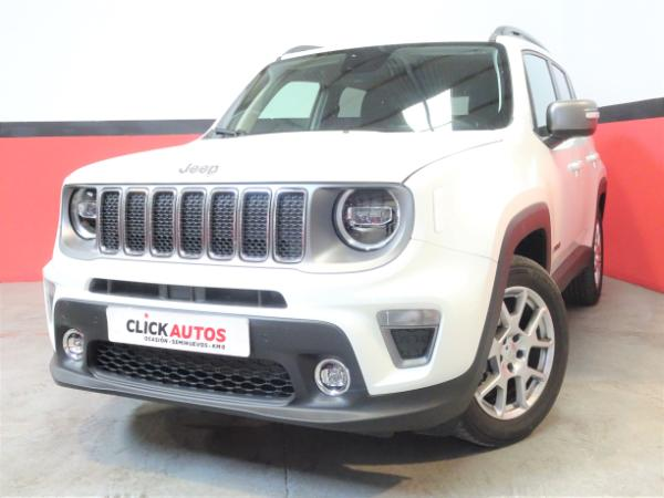 Renegade 1.0 120CV Limited