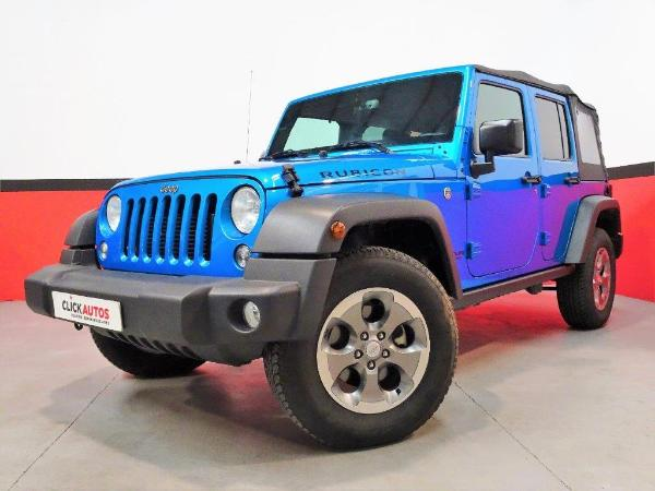 Jeep Wrangler Unlimited 2.8 CRDI 200CV Rubicon