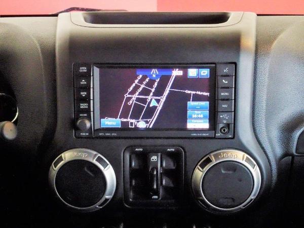 Wrangler Unlimited 2.8 CRDI 200CV Rubicon 16