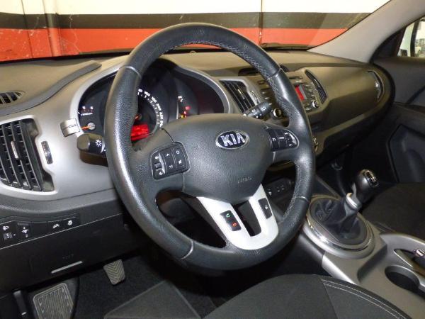 Sportage 1.7 CRDI 115CV Drive 6