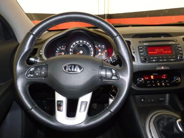 Sportage 1.7 CRDI 115CV Drive 8
