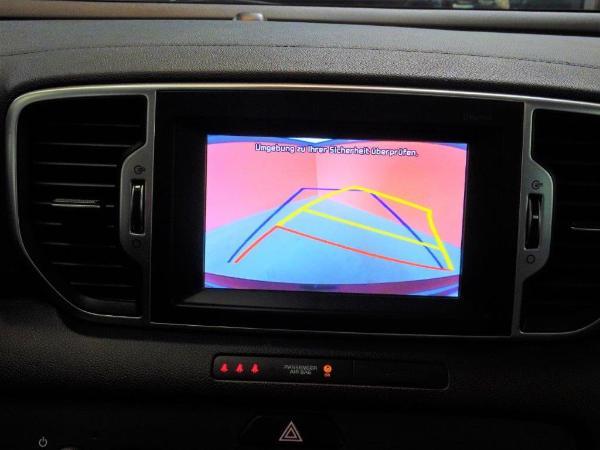 Sportage 1.7 CRDI 115CV X-Tech Pack Total 5