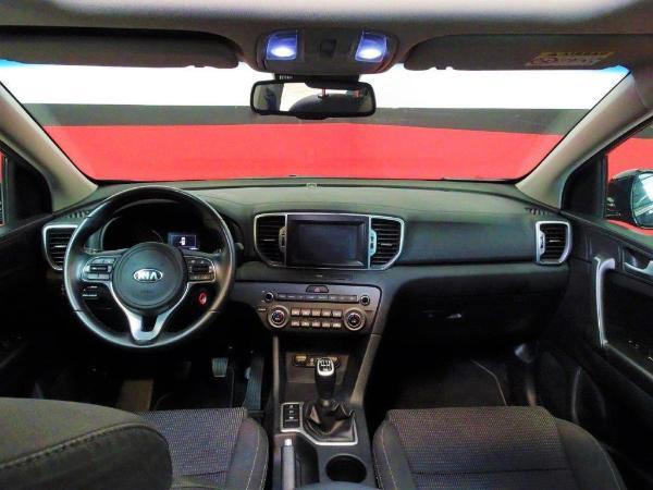 Sportage 1.7 CRDI 115CV X-Tech Pack Total 16