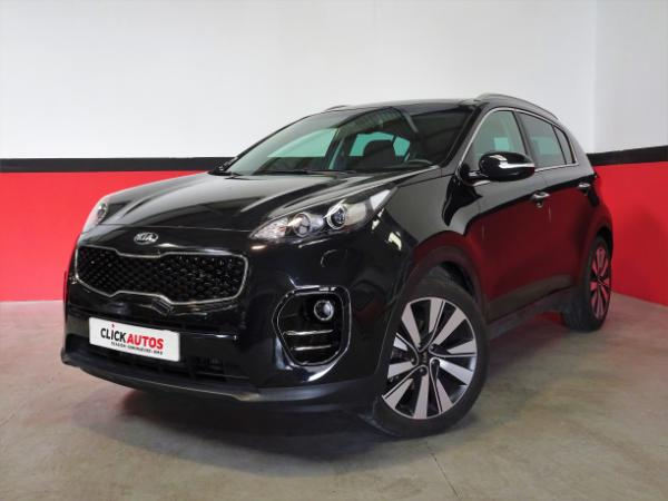 Sportage 1.7 CRDI 115CV X-Tech Pack Total