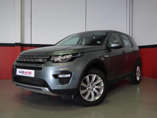 Discovery Sport 4x4 2.2 TD4 150CV HSE Auto