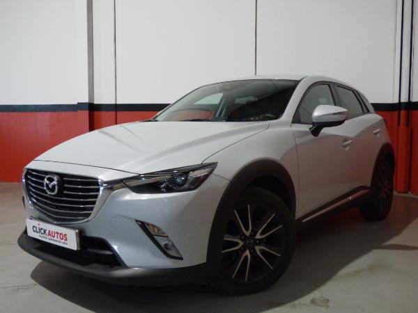 Mazda CX-3 2.0 Skyactiv 120CV Luxury