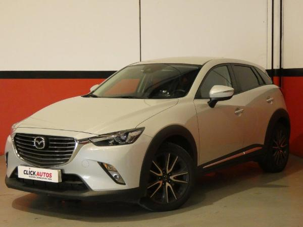 CX-3 2.0 Skyactiv 120CV Luxury