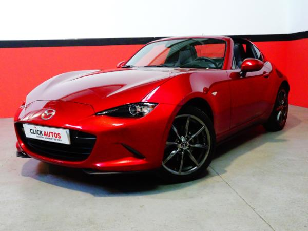 Mazda MX-5 RF 2.0 Skyactiv 160CV Luxury