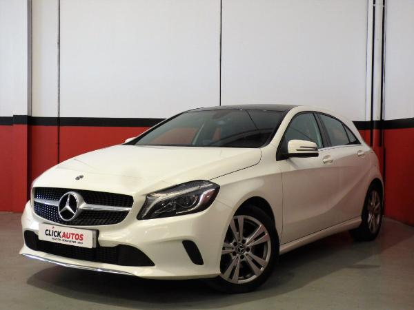 Mercedes Benz A 180 122CV Automatico Pack Urban  + Techo