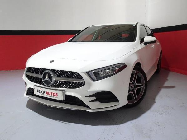 Clase A  180D AMG Automatico
