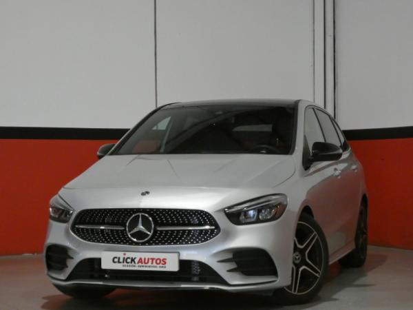 Mercedes Benz Clase B 180D Automatico AMG+ Techo