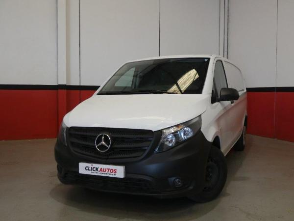 Mercedes Benz Vito 111 Furgon Largo
