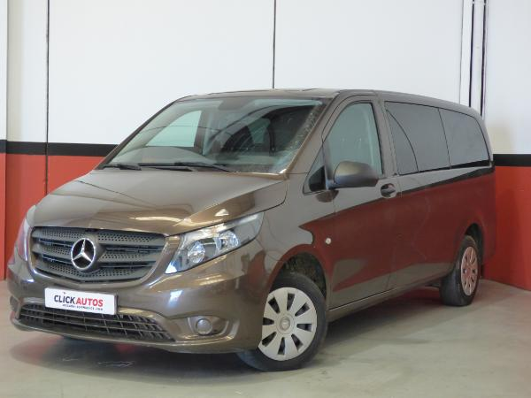 Mercedes Benz Vito 111 CDI Tourer Pro Larga