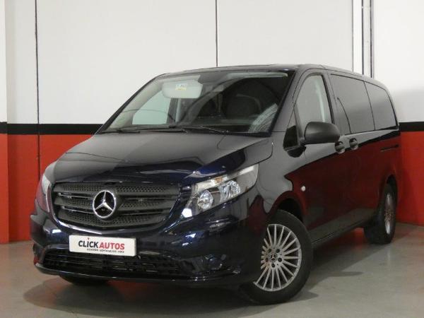 Vito 114 Especial Edition CDI Tourer Pro Larga Automatica