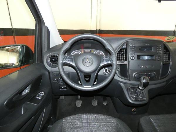 Vito 114 Especial Edition CDI Tourer Pro Larga 11