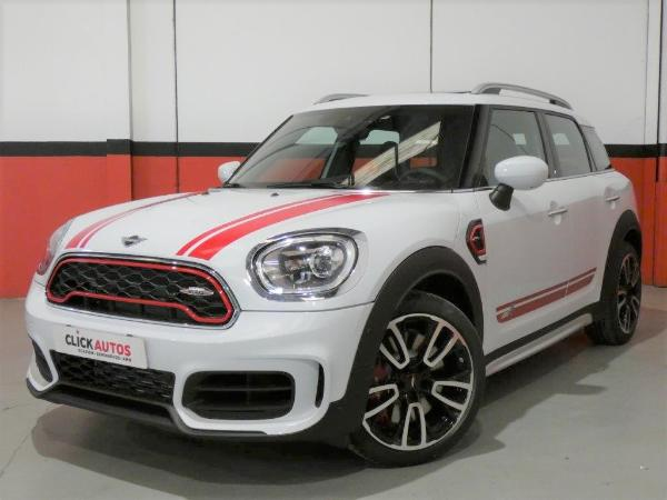 John Cooper Works Countryman ALL4 Auto