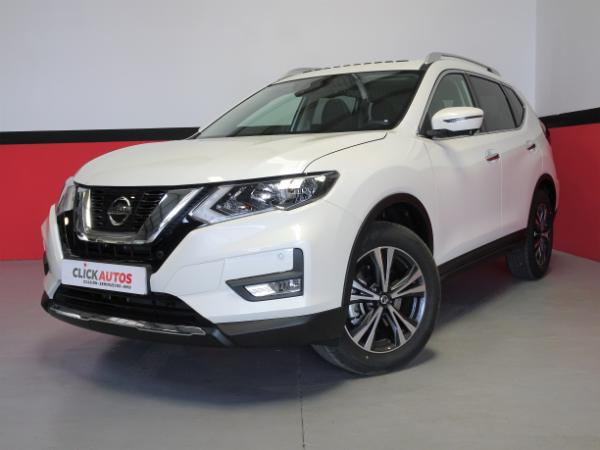 X-Trail 1.6 DCI 130CV N-connecta 7 Plazas