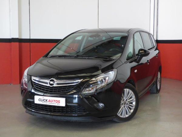 Zafira Tourer 1.4 Turbo 140CV Selective + packs