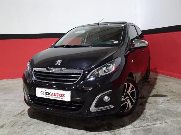 Peugeot 108 Top 1.0 VTI 72CV Allure