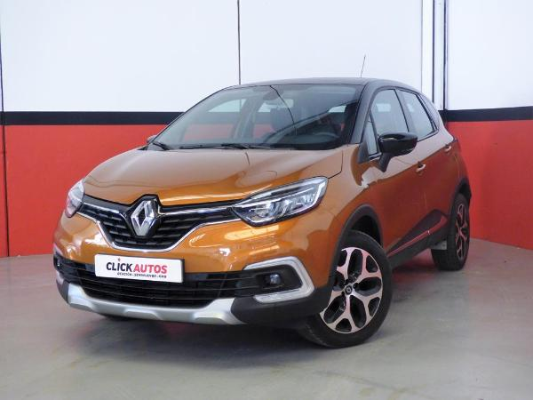 Captur 0.9 TCE 90CV Zen Energy pack tecno
