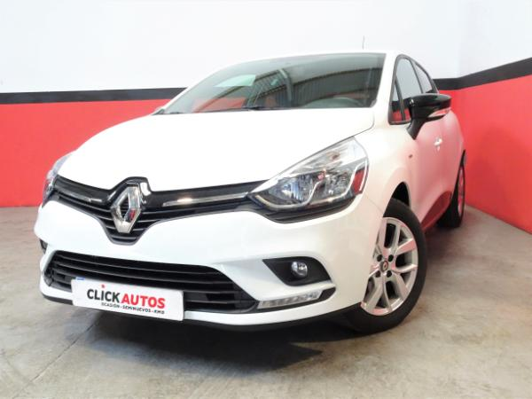 Clio 0.9 TCE 90CV Limited Energy