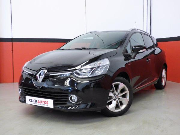 Clio Sport Tourer 1.5 DCI 90CV Limited Energy