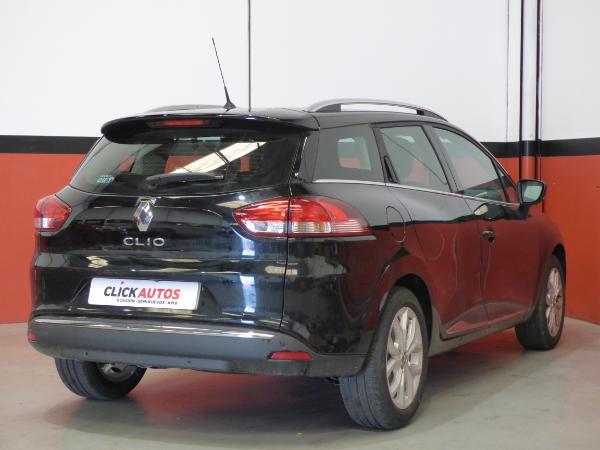 Clio Sport Tourer 0.9 TCE 90CV Zen Energy 4