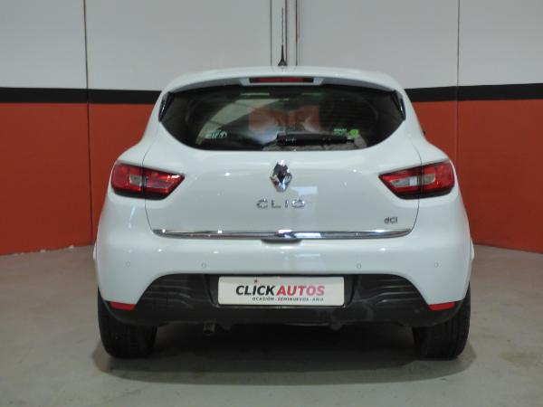 Clio 1.5 DCI 90CV Dynamique Energy 1