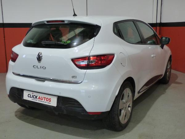 Clio 1.5 DCI 90CV Dynamique Energy 3